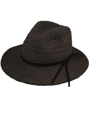 Too Too Hat Classic Panama Hat - Front cropped