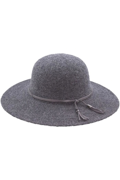 Too Too Hat Floppy Hat With Suede Tie - Alternate List Image