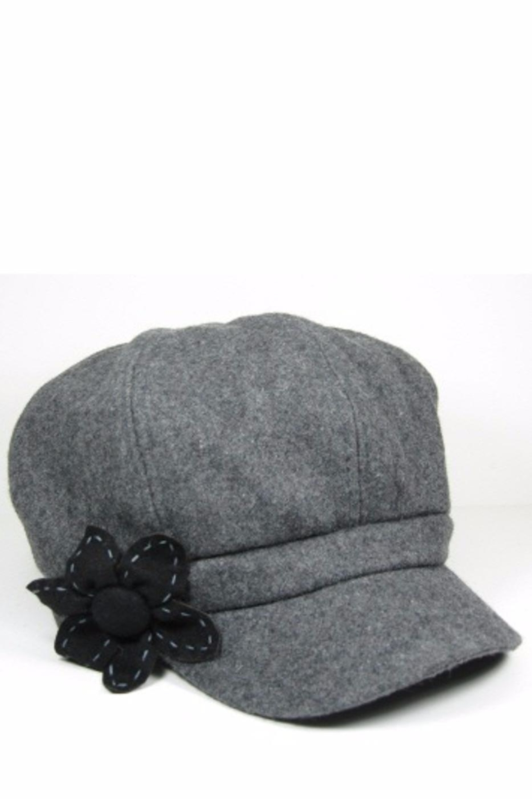 Too Too Hat Hat With Flower - Main Image