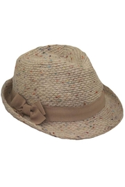 Too Too Hat Multiple Color Fleck Fedora - Product Mini Image
