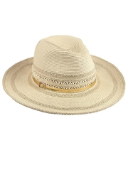 Too Too Hat Panama Hat Adjustable Inner String - Product Mini Image
