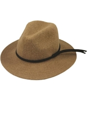 Too Too Hat Wool Blend Classic Panama - Front cropped