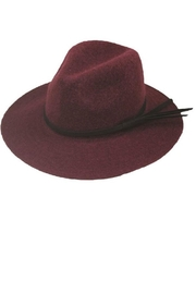 Too Too Hat Wool Blend Classic Panama - Product Mini Image