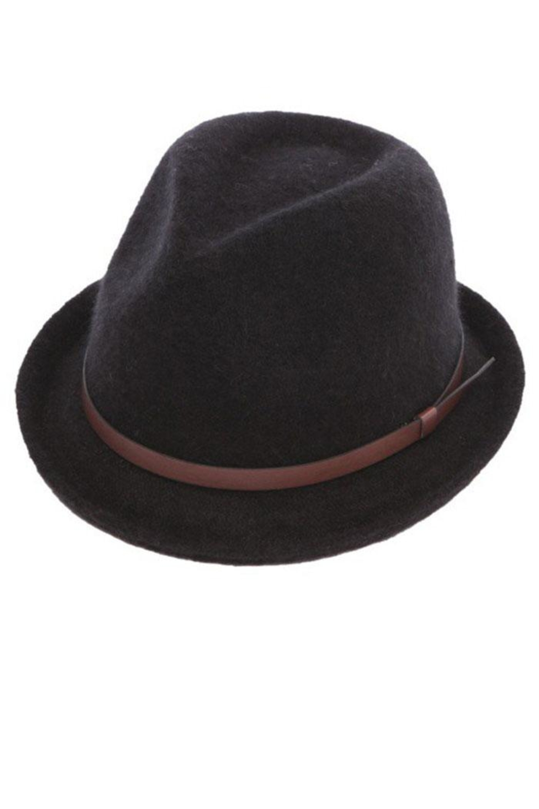Too Too Hat Wool Blend Winter Fedora - Main Image