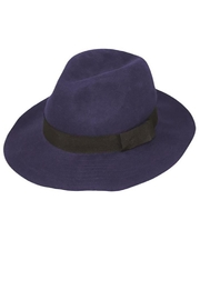 Too Too Hat Wool Felt Classic Panama - Front cropped