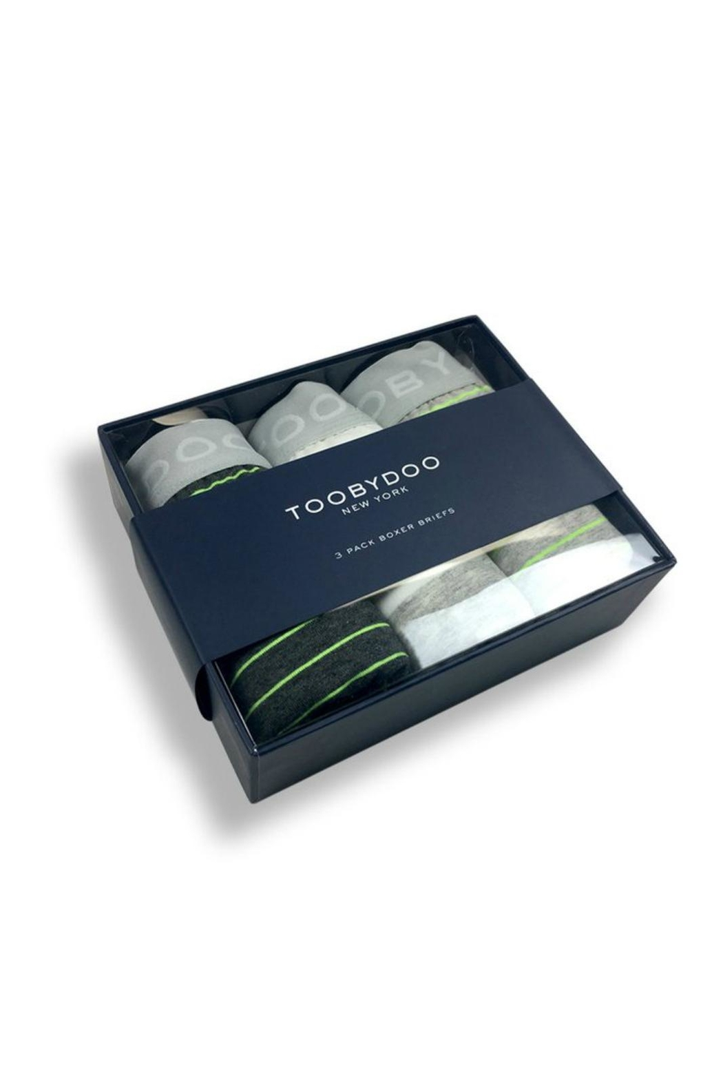 Toobydoo Boxer Briefs 3-Pack - Front Full Image