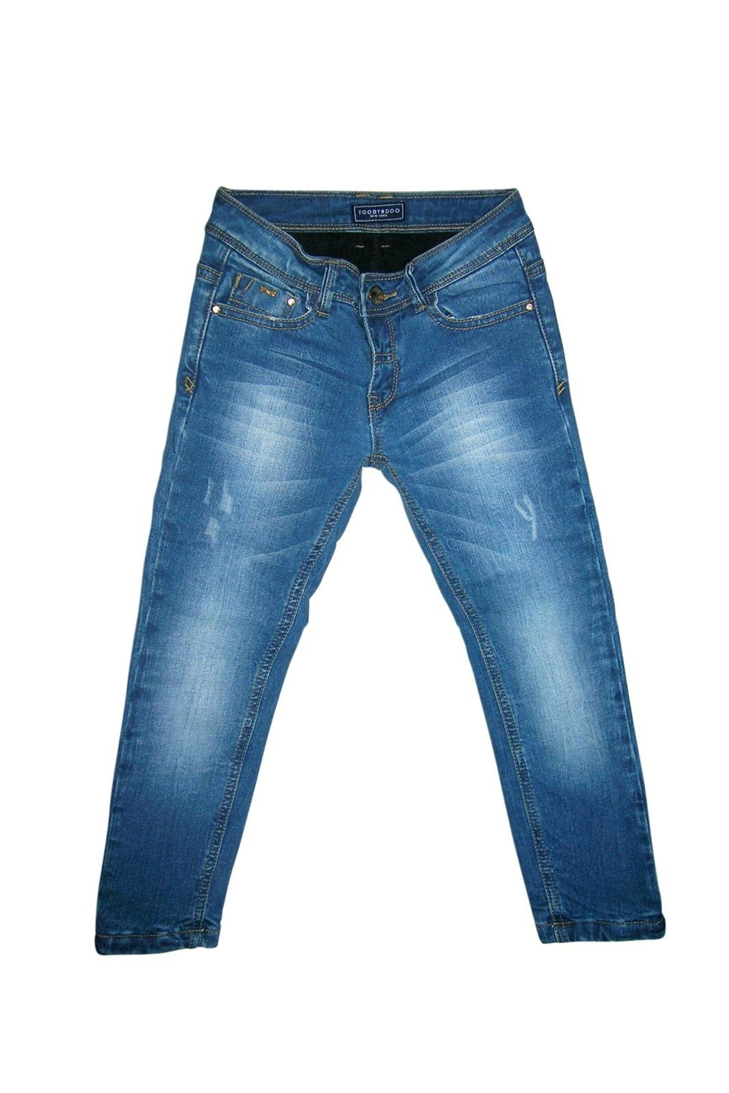 Toobydoo Fleece Lined Jeans - Main Image