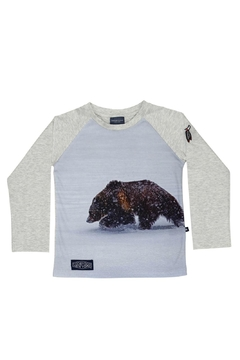 Shoptiques Product: Grizzly Raglan Tee