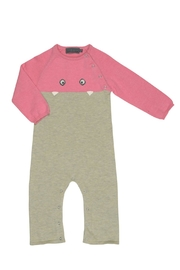Toobydoo Little Monsters Playsuit - Product Mini Image