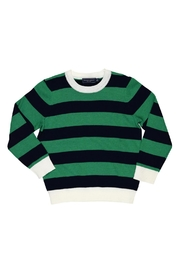 Toobydoo Rugby Crew Sweater - Product Mini Image