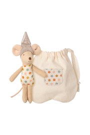 Maileg Tooth Fairy Mouse, Little - Front full body