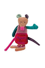 Moulin Roty Tooth Fairy Mouse - Front cropped