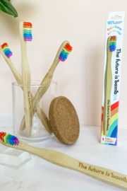 The Future is Bamboo-Faire Toothbrush - Soft - Product Mini Image
