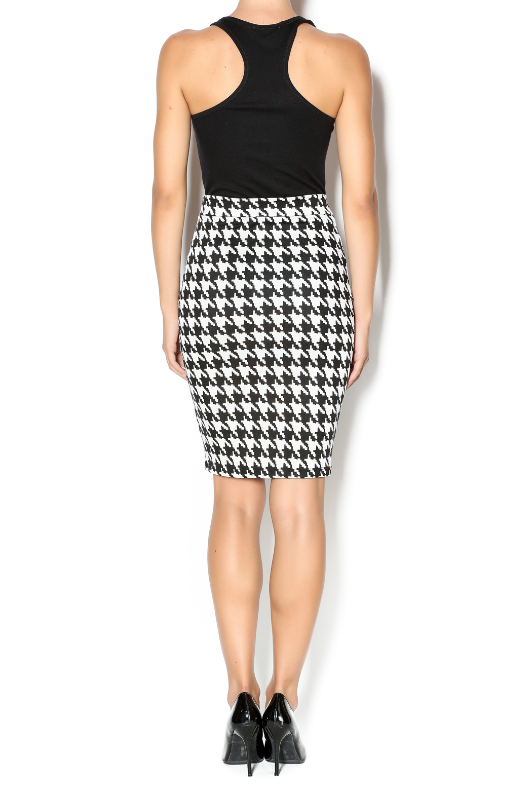Top 10 Houndstooth Pencil Skirt from Alabama by Flaunt Boutique ...
