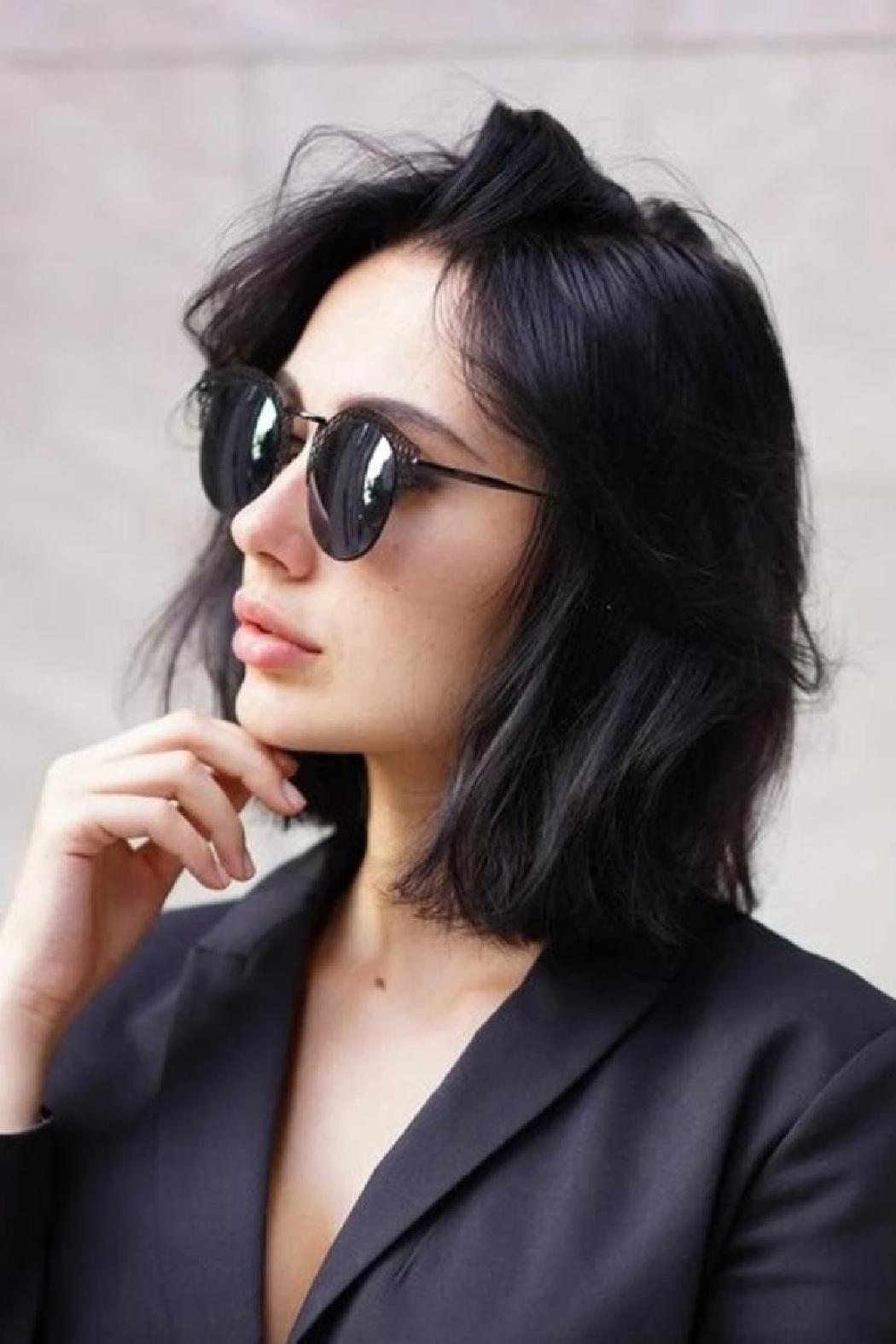top Angel Sunglasses - Back Cropped Image