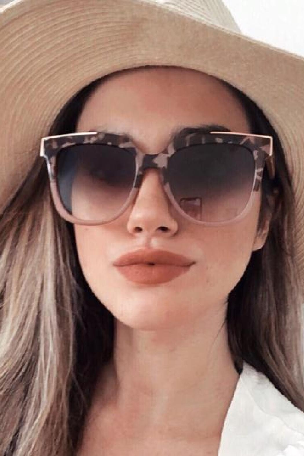 top Coco Sunglasses - Side Cropped Image