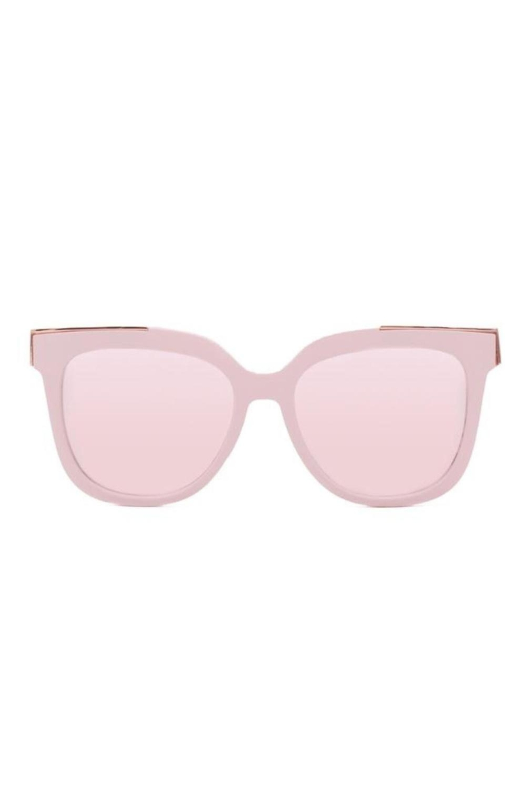 top Coco Sunglasses - Front Cropped Image