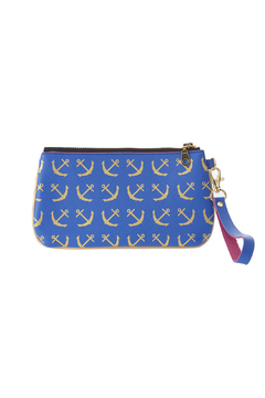 Top It Off Anchor Wristlet - Product List Image