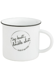 Collins Paintings Top Knot Mug - Product Mini Image