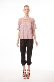 coragroppo Top Leo Glow - Front cropped
