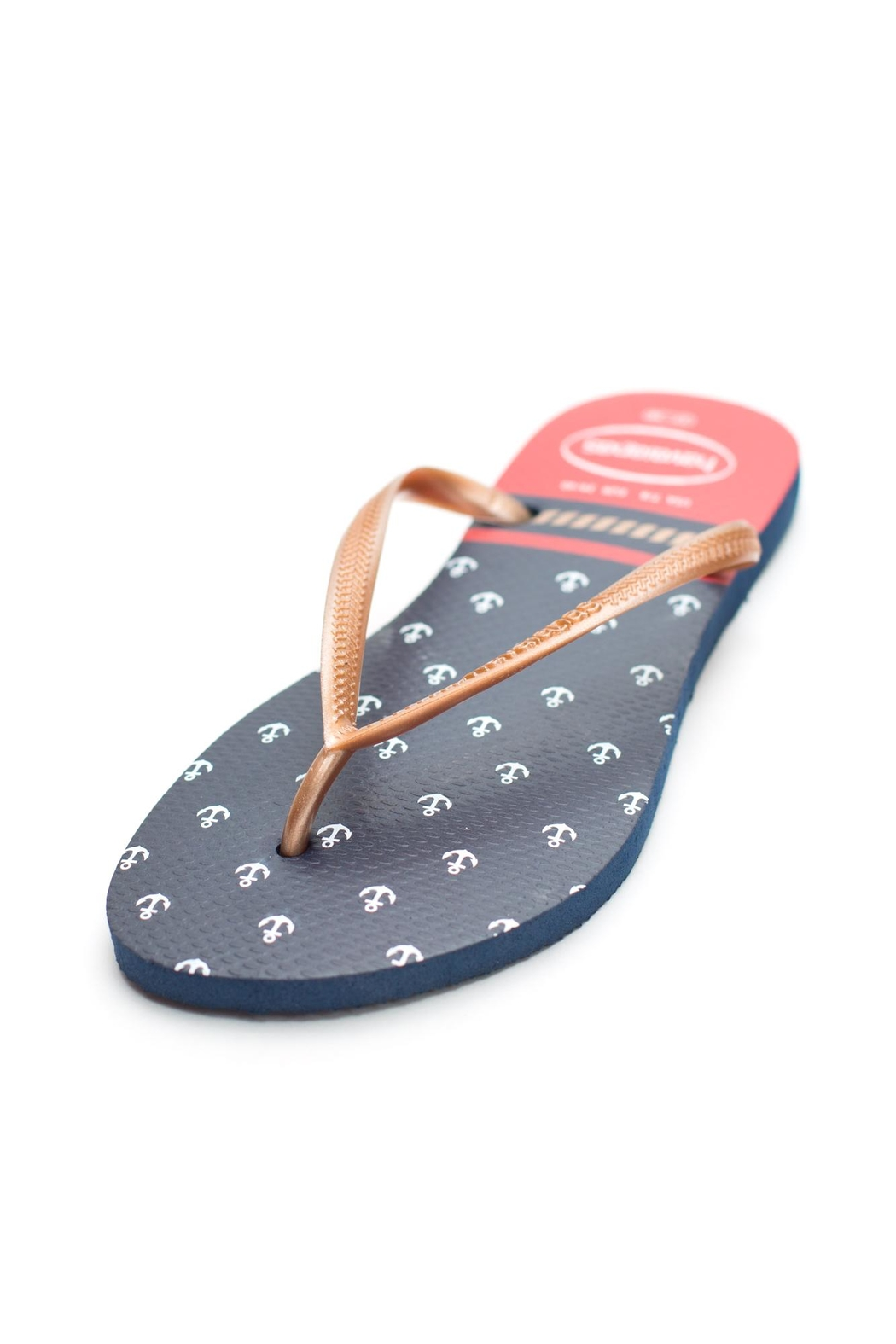 Havaianas Top Nautical Sandal - Front Full Image