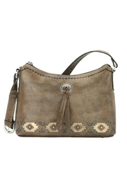 American West Top Shoulder Purse - Product Mini Image
