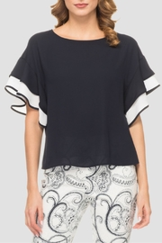 Joseph Ribkoff Top Style - Front cropped