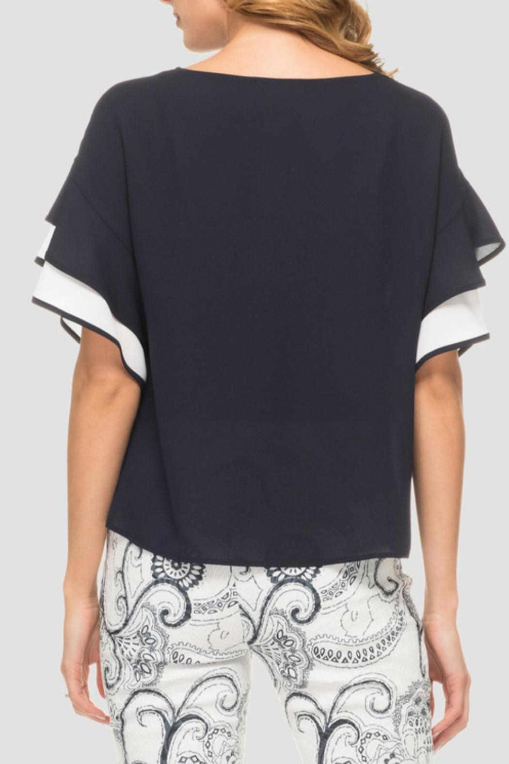 Joseph Ribkoff Top Style - Side Cropped Image