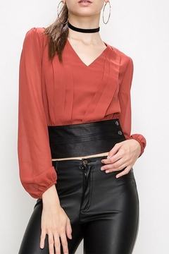 Favlux Top With Belt - Product List Image