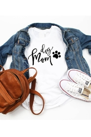 Top Crate Tees Dog Mom Graphic Tee - Product Mini Image