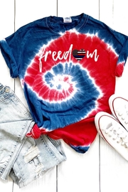 Top Crate Tees Freedom Tee - Product Mini Image
