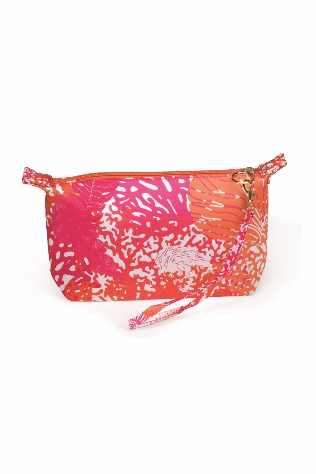 Top It Off Hampton Wristlet - Front Cropped Image