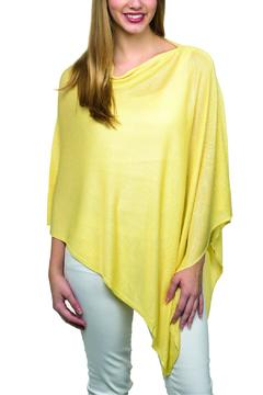 Top It Off Lightweight Bamboo Poncho - Alternate List Image