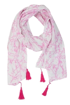 Top It Off Oceans Edge Scarf - Product List Image