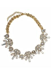 Top It Off Polly Gem Necklae - Product Mini Image