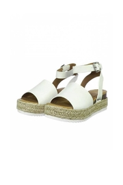 Soda Topic Espadrille Sandal - Product Mini Image
