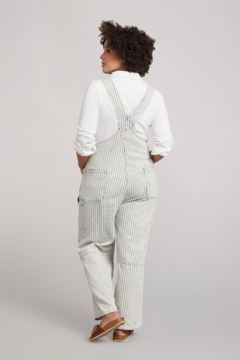 Faherty Topsail Overall Pinstripe - Alternate List Image