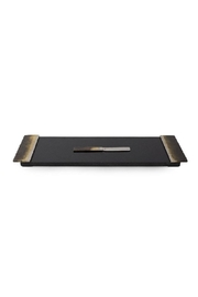 Michael Aram Torched Cheese Board - Front cropped