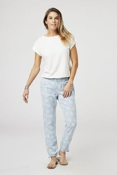 Carve Designs Tori Chambray Pant - Product List Image