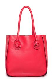 Torini Bags Red Florencia Tote - Front cropped