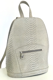 Torini Bags Python Backpack Nora - Front cropped