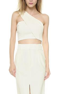 Torn by Ronny Kobo Rij Crop Top - Product List Image