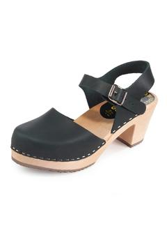 Shoptiques Product: Leather Covered Sandal
