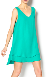 Torre Light Green Dress - Product Mini Image
