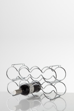 Shoptiques Product: 8-Bottle Wine Rack