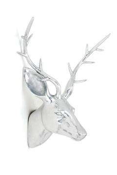 Torre & Tagus Aluminum Wall Stag - Alternate List Image