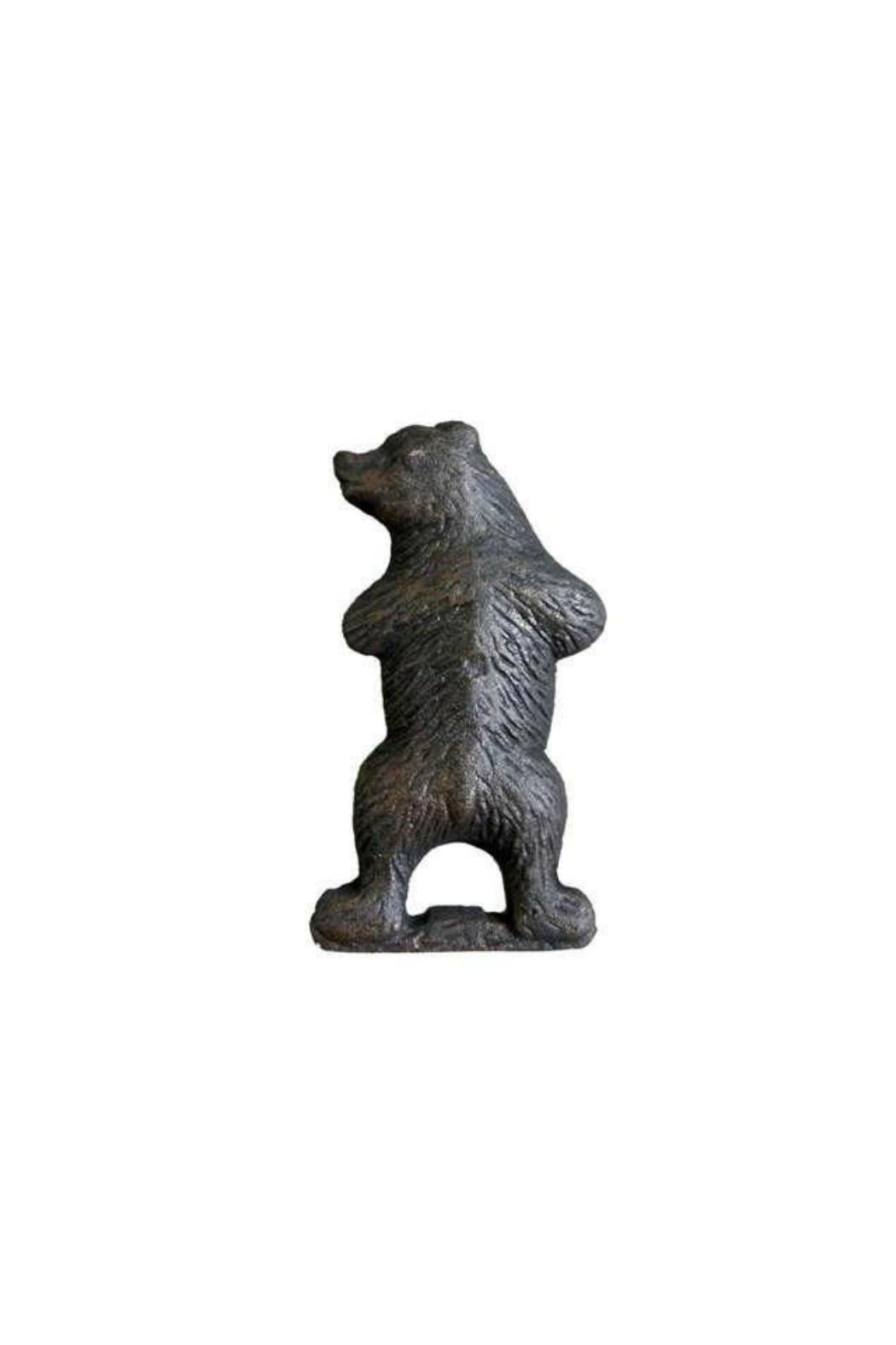 North American Country Home Bear Bottle Opener - Main Image