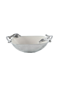 Torre & Tagus Calla Aluminum Bowl - Product List Image