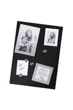 Shoptiques Product: Magnetic Memo Board
