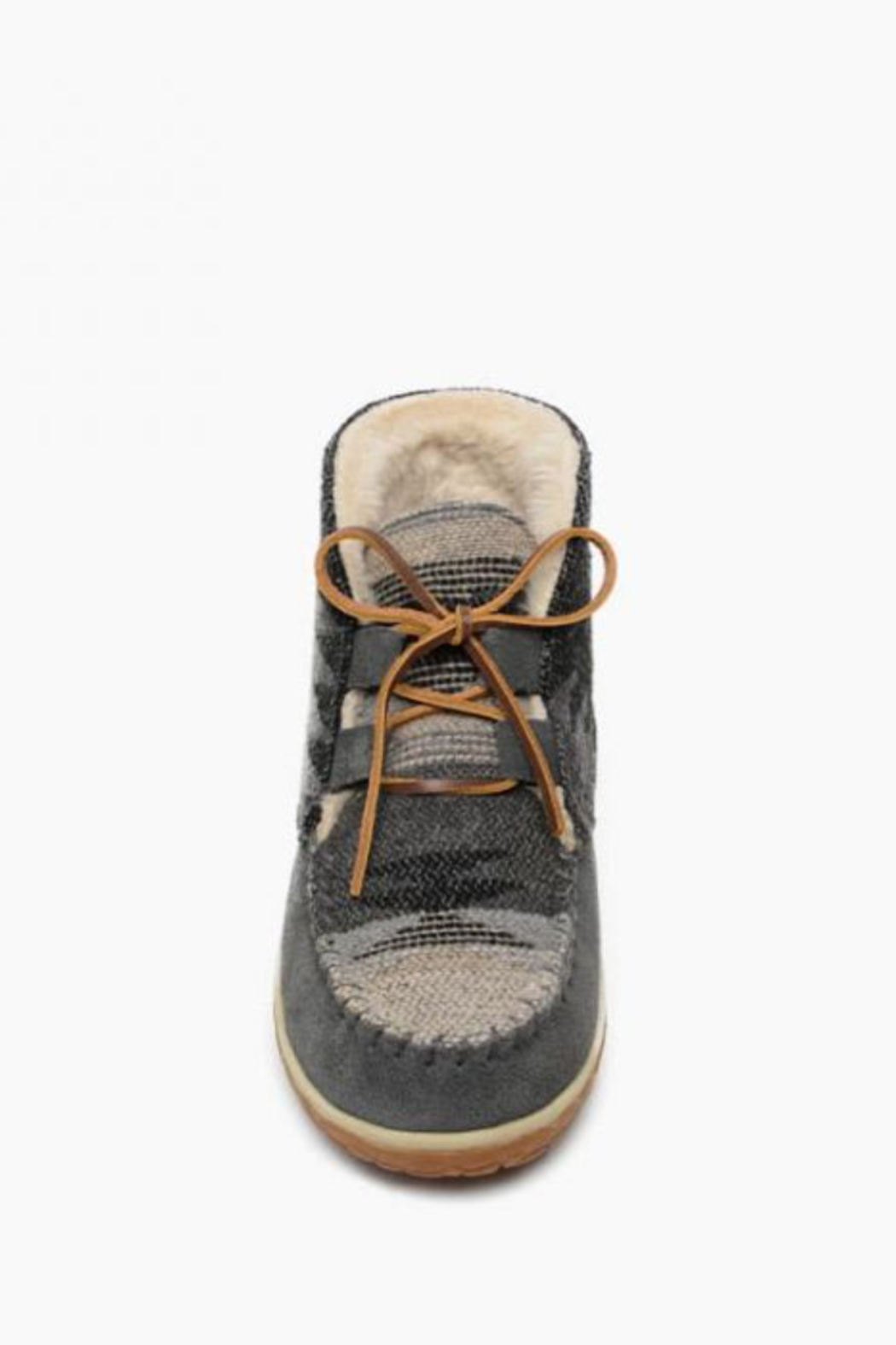 Minnetonka Moccasins Torrey Bootie - Side Cropped Image